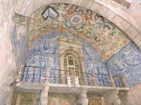 The entrance to Obidos