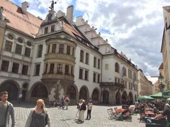 The Munich I imagined