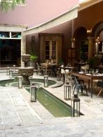 Lobby at Hotel Nena