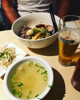 Dinner at O Mai