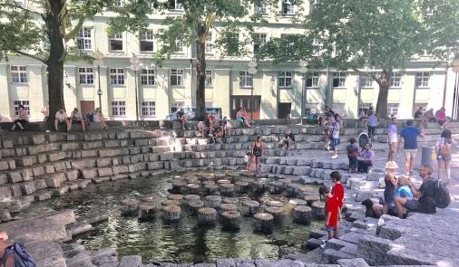 Frauenplatz by Der Munchner Dom