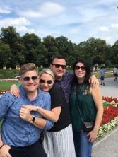 Sean, Kristen, Joey and Julie