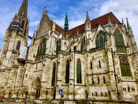 St Peter Cathedral, Regensburg