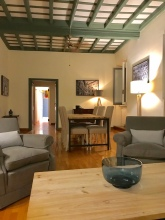 Our apartment in Rome near Piazza di San Simeone