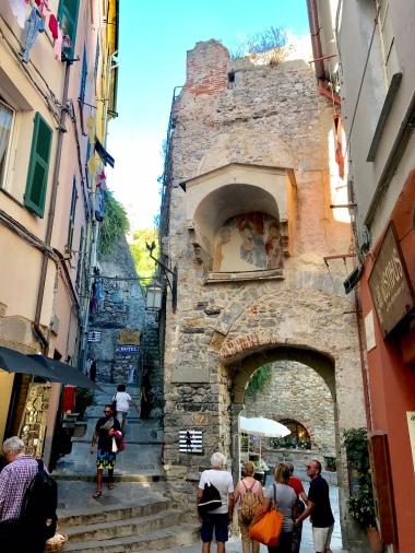 Streets of Portovenere