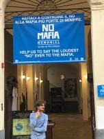 Anti Mafia banners