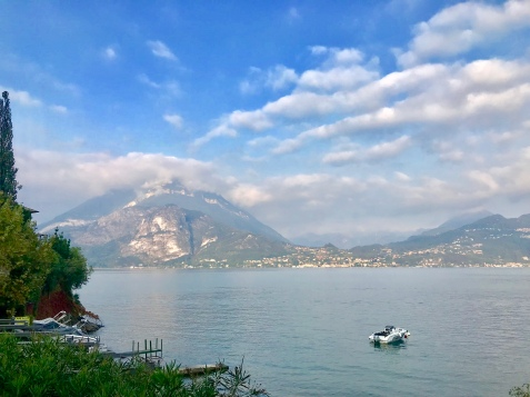 Good Morning, Varenna! From our terrace