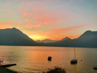 Another Lake Como sunset