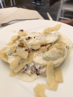 Trattoria Kaliope: Raviolis were actually delicious