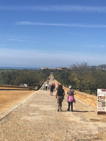 Via Passeggiata Archeologica