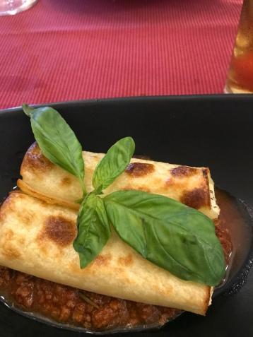 Cannelloni at I Cucci