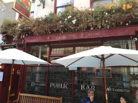 Coeur de Lion pub