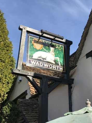 Castle Combe - Wadworth pub