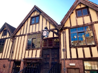 The Merchant Adventurers' Hall