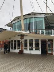 Veranda deck