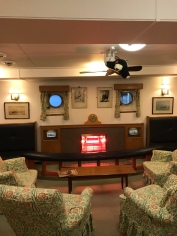 Officer's Lounge