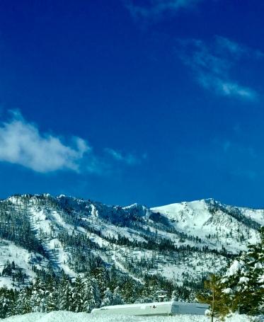 Leaving Tahoe
