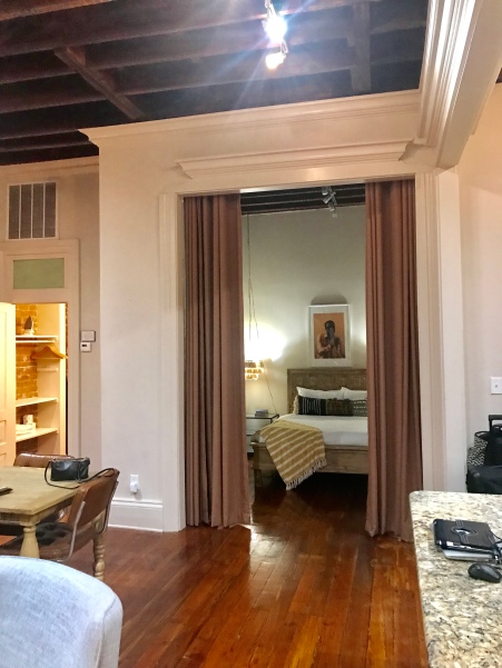 Our Airbnb on Carondelet