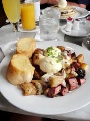 Breakfast at Stanley