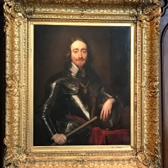 Famous Van Dyck of Charles I
