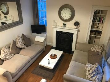 Big cozy living room