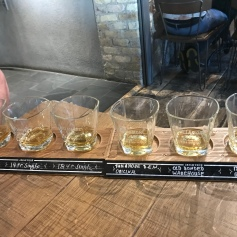 Tullamore DEW flight
