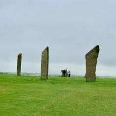 Standing Stones - oder than Stonehenge