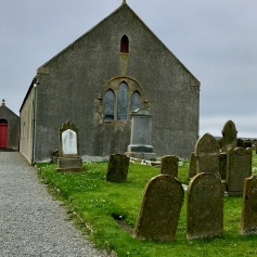 St. Magnus Church in Birsay