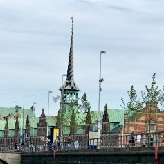 Sights along the canal boat tour