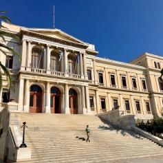Ermoupolis City Hall