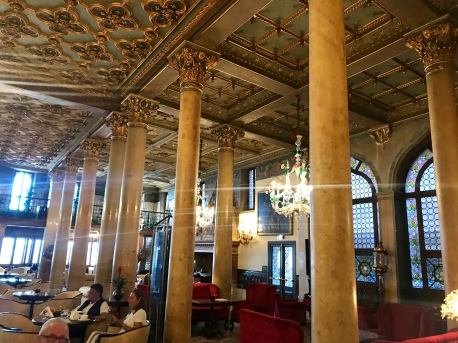 Lobby at Hotel Danieli