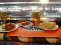 More delights at La Boqueria