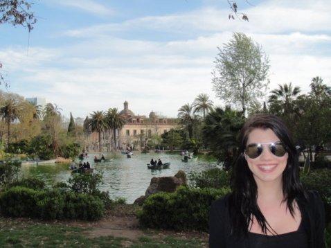 Ciutadella Park - dreamy!