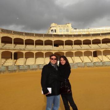 The bullring in Ronda