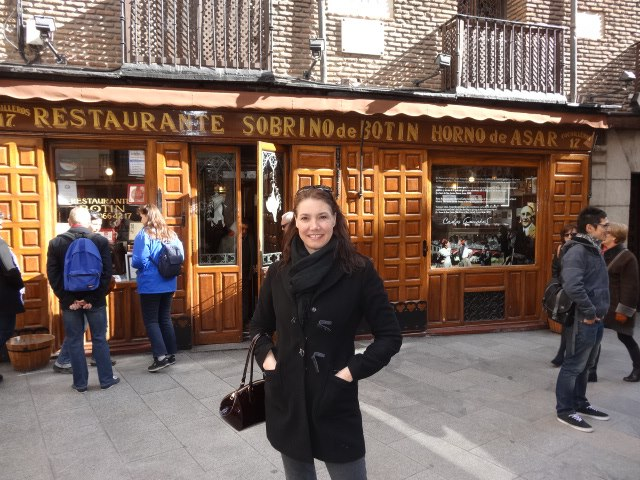 Sobrino de Botín, the oldest restaurant in the world