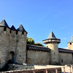 The Chateau and Ramparts