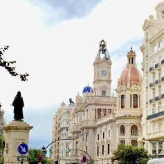 Some of the fabulous architecture of Valencia