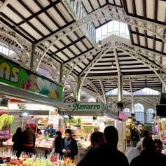 The Central Market of Valencia