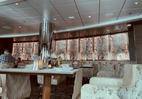Luminae dining room