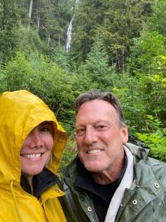 Adventure Karts to the waterfall