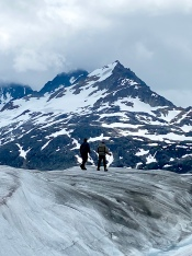 One more on the glacier